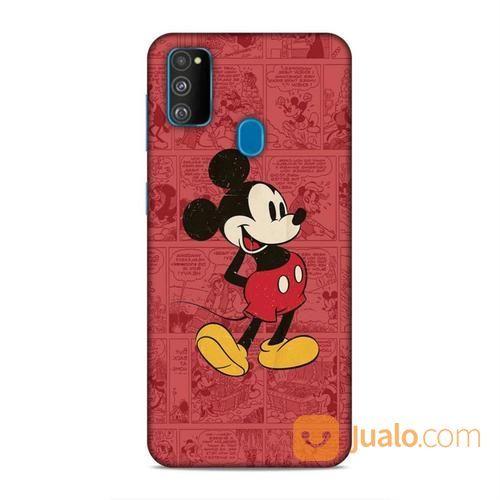 Mickey Mouse Samsung Galaxy M30s Custom Hard Case (26016771) di Kota Bekasi