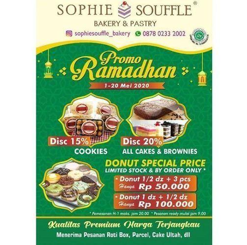 Sophie Shouffle - Promo Ramadhan (26018855) di Kota Surakarta