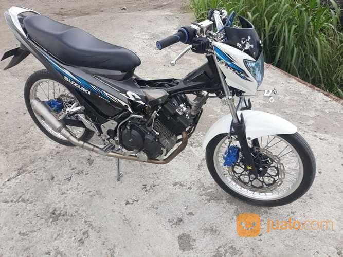 Satria Fu Chrome (26020075) di Kota Medan