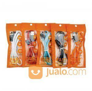 KABEL USB MICRO JETE TINY PPO 100 CM 2.4A (26024655) di Kota Surabaya