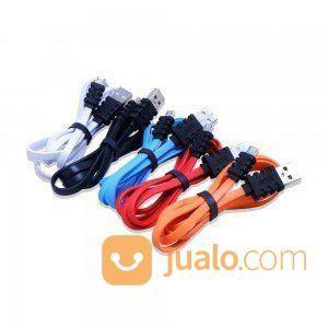 KABEL USB MICRO JETE TINY2 100 CM 2.4A TOPLES ( ISI 35 ) (26024771) di Kota Surabaya