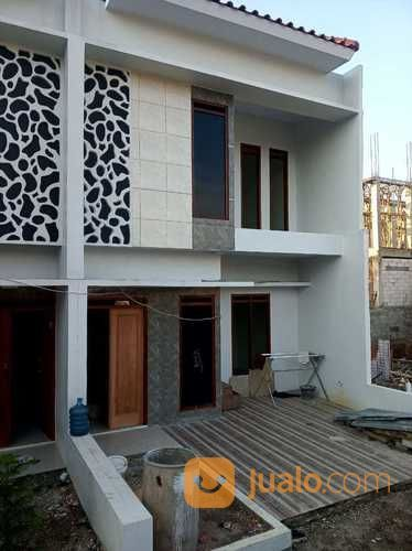 Rumah 4 Lantai Harga 1 Lantai Bisa KPR Tanpa DP (26026415) di Kota Depok