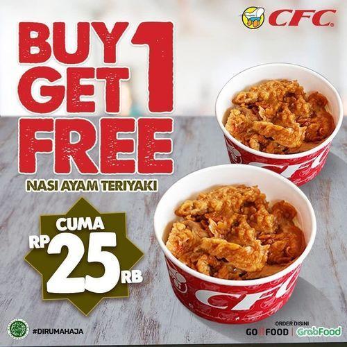 CFC Buy 1 Get 1 Free (26026431) di Kota Jakarta Selatan