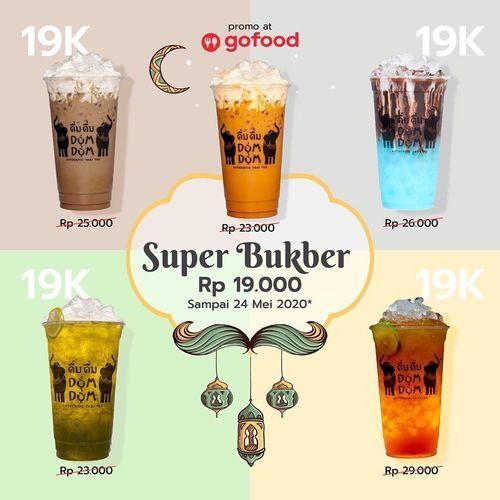 Dum Dum Thai Drinks Promo Super Bukber (26026443) di Kota Jakarta Selatan