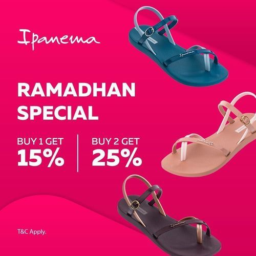 Ipanema Special Ramadhan Sale (26031371) di Kota Jakarta Selatan