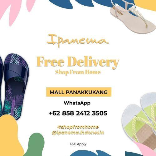 Ipanema Free Delivery (26031379) di Kota Makassar
