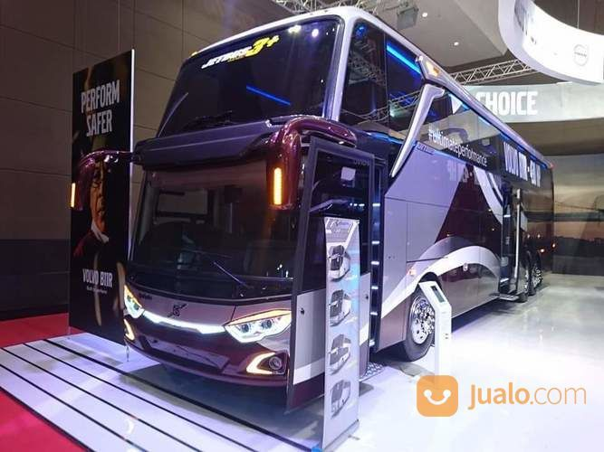 VOLVO BUS B11R 430HP 6x2, I-SHIFT 12 SPEED. KOTA PEKANBARU,RIAU (26034127) di Kota Pekanbaru