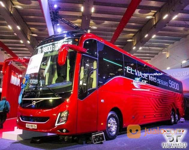 VOLVO BUS B11R 430HP 6x2, I-SHIFT 12 SPEED. KOTA PADANG, SUMATERA BARAT (26034159) di Kota Padang