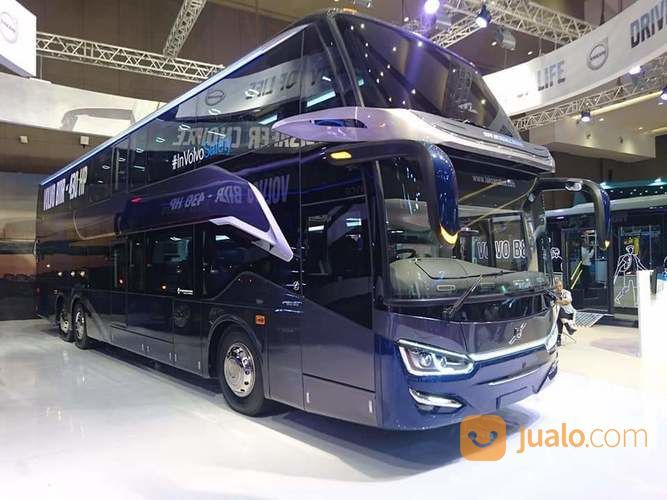 VOLVO BUS B11R 430HP 6x2, I-SHIFT 12 SPEED. KOTA JAMBI (26034211) di Kota Jambi