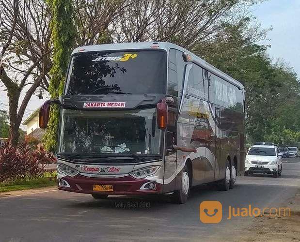 VOLVO BUS B11R 430HP 6x2, I-SHIFT 12 SPEED. KOTA PEKANBARU,RIAU (26034243) di Kota Pekanbaru