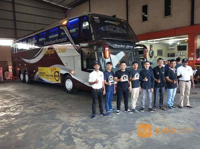VOLVO BUS B11R 430HP 6x2, I-SHIFT 12 SPEED. KOTA PEKANBARU,RIAU (26034247) di Kota Pekanbaru