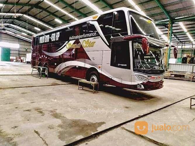 VOLVO BUS B11R 430HP 6x2, I-SHIFT 12 SPEED. KOTA BENGKULU (26034303) di Kota Bengkulu