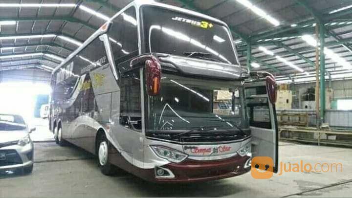 VOLVO BUS B11R 430HP 6x2, I-SHIFT 12 SPEED. KOTA BANDAR LAMPUNG (26034423) di Kota Bandar Lampung