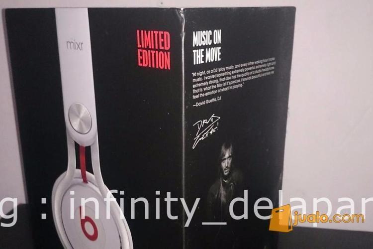 Headphone Beats Mixr David Guetta Oem + Bonus Bandung (2603937) di Dayeuh Kolot