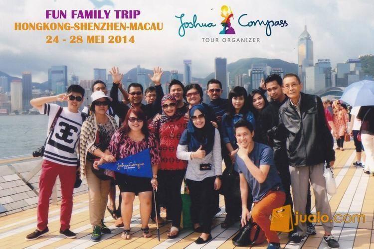 Paket tour wisata Hongkong Disneyland Shenzhen Zhuhai Macau 6H (2604103) di Kota Surabaya