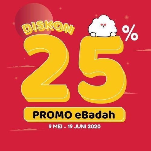 Gulu Gulu Diskon 25% Promo Ebadah (26046351) di Kota Jakarta Selatan