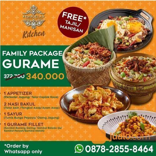 Remboelan Promo Family Package (26046499) di Kota Jakarta Selatan