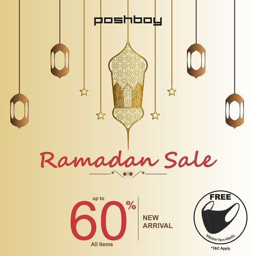 Poshboy Sale Up To 60% (26046559) di Kota Jakarta Selatan