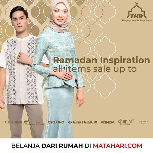 Matahari Sale Up To 80% Koleksi Outfit Ramadhan (26046635) di Kota Jakarta Selatan