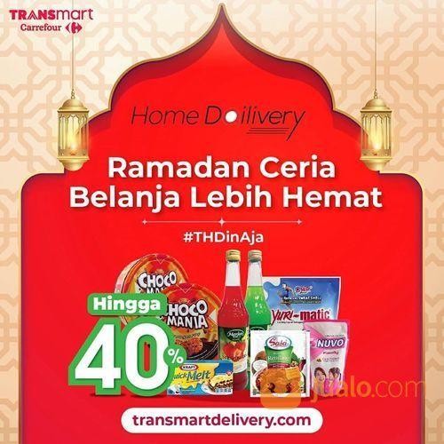 Transmart Carrefour Promo Ramadan Diskon Hingga 40% (26046683) di Kota Jakarta Selatan