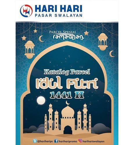 Hari-Hari Swalayan Paket Spesial Ramadhan (26046691) di Kota Jakarta Selatan