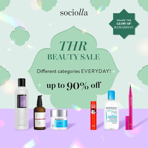Sociolla Promo Ramadhan Special Sale up to 90% OFF (26047011) di Kota Jakarta Selatan