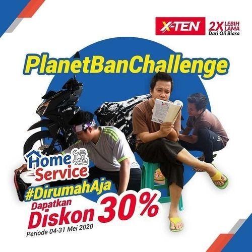 Planet Ban Home Service Diskon 30% (26047015) di Kota Jakarta Selatan