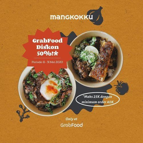 Mangkokku Diskon 50% Grabfood (26047019) di Kota Jakarta Selatan