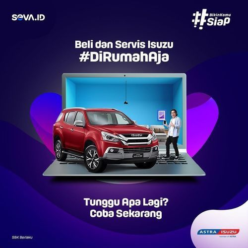 Seva.id Beli Dan Servis Isuzu Dirumah Aja (26047075) di Kota Jakarta Selatan