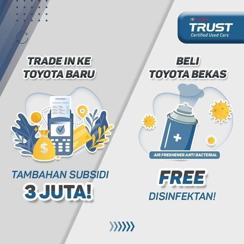 Toyota Trust Promo Mei 2020 (26047083) di Kota Jakarta Selatan