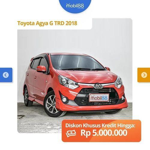 Mobil 88 Astra Diskon Hingga 11Jt (26047131) di Kota Jakarta Selatan