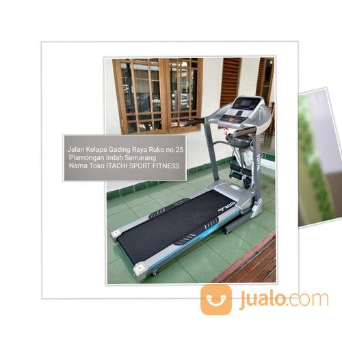 Treadmill Elektrik Series 270 ( ISF 2830 ) (26047383) di Kota Semarang