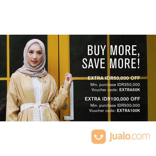 HIJUP PROMO BUY MORE, SAVE MORE! (26057991) di Kota Jakarta Selatan