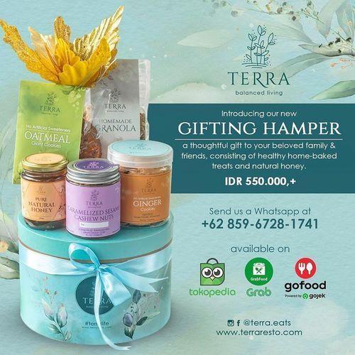 Terra Promo Gifting Hamper (26058199) di Kota Jakarta Selatan