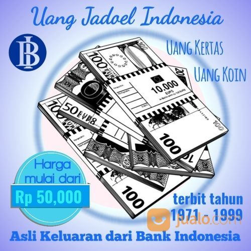 Uang Kertas/ Koin Kuno Indonesia (26058563) di Kota Jakarta Timur