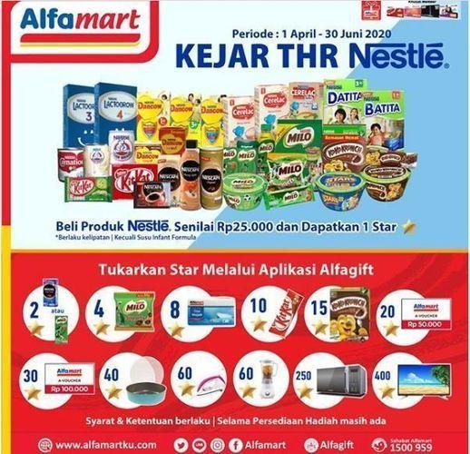 Alfamart - Promo Kejar THR Nestle (26058715) di Kota Jakarta Selatan