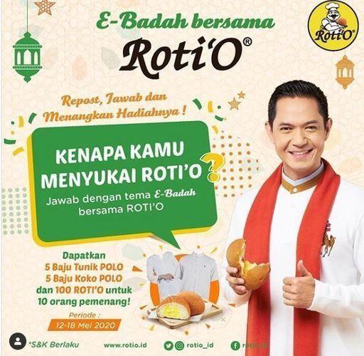 Roti'O - Promo Idul Fitri (26069487) di Kota Jakarta Selatan