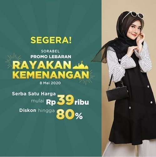 Sorabel Official - Promo Lebaran (26069539) di Kota Jakarta Selatan