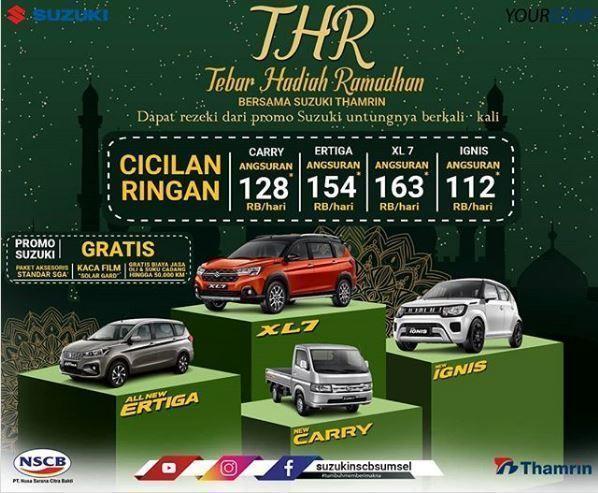 Suzuki - Promo THR (26069547) di Kota Palembang