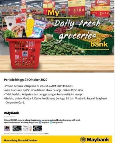 Superindo - Promo Daily Fresh Groceries (26077787) di Kota Jakarta Selatan