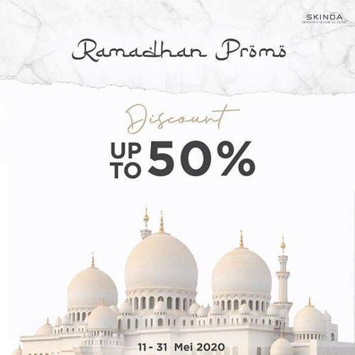 Skinda Aesthetic - Promo Ramadhan Diskon Up to 50% (26077811) di Kota Surabaya