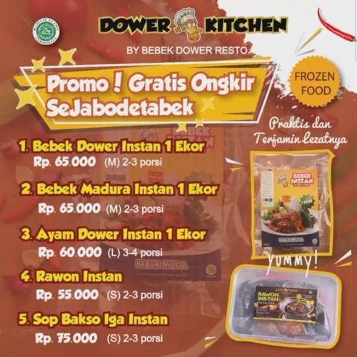 Bebek Dower Promo Gratis Ongkir Jabodetabek (26084139) di Kota Jakarta Selatan