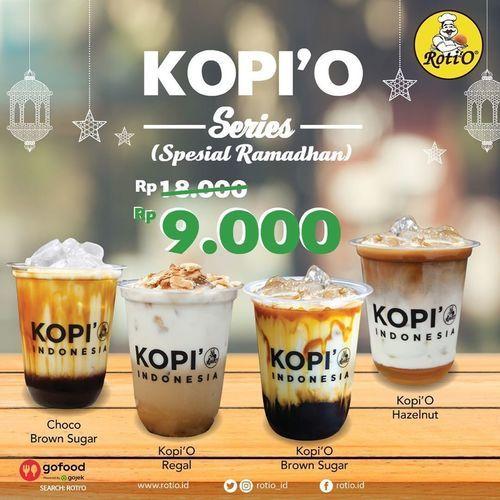 Roti'O Kopi'O Series Spesial Ramadhan (26084179) di Kota Jakarta Selatan