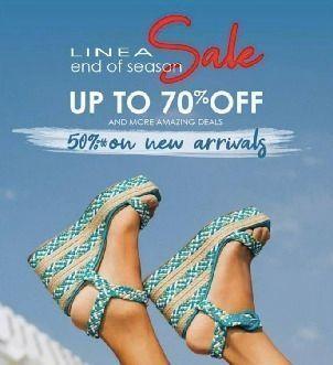 Linea Shoes End Of Season Sale Up To 70% Off (26084927) di Kota Jakarta Selatan