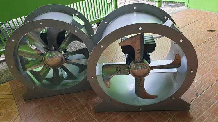 Axial Sabit Low Noise Fan (26087911) di Kota Surabaya