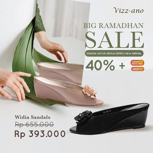Vizz-ano Shoes Big Ramadhan Sale 40% (26093463) di Kota Jakarta Selatan
