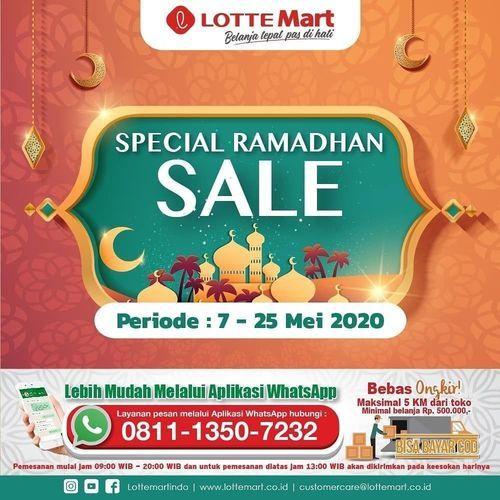 LotteMart Special Ramadhan Sale (26093511) di Kota Jakarta Selatan