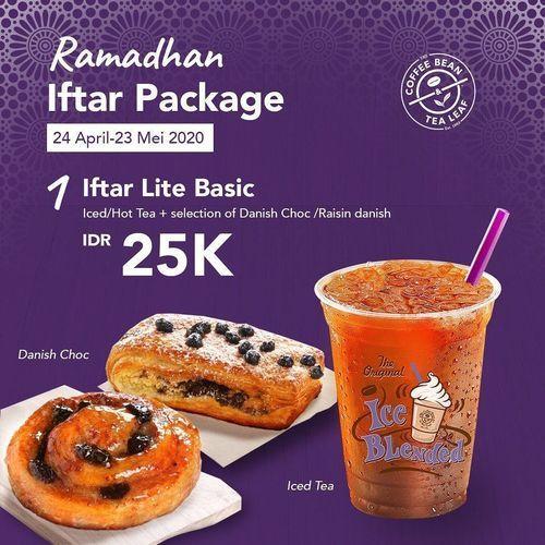 The Coffee Bean Ramadhan Iftar Package (26094903) di Kota Jakarta Selatan