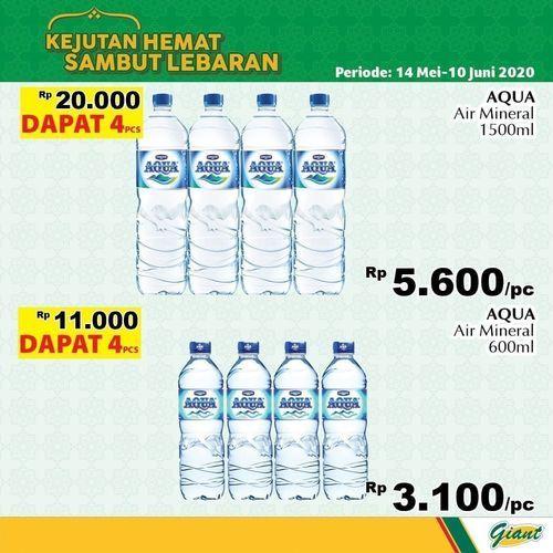 Kejutan Hemat Sambut Lebaran dari GIANT ! (26096979) di Kota Jakarta Selatan