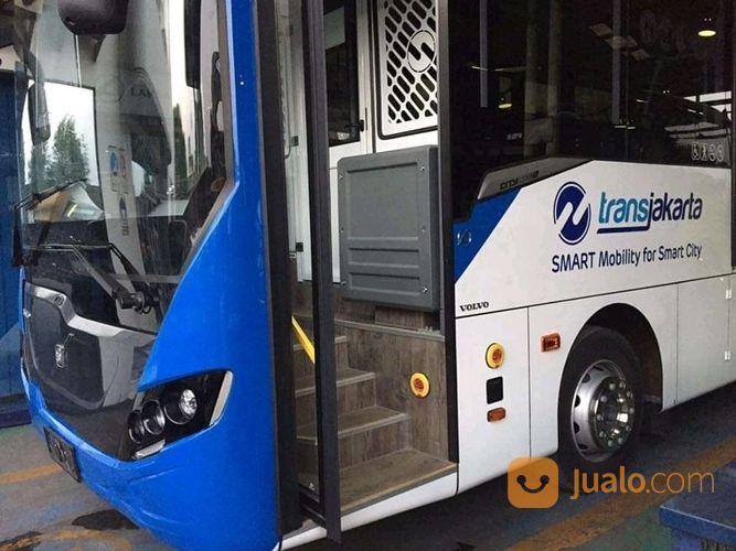 VOLVO BUS B11R 430HP 6x2, I-SHIFT 12 SPEED, JAKARTA TIMUR (26097391) di Kota Jakarta Timur